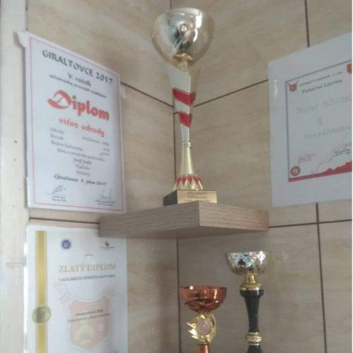 ocenenie nasich destilatov
